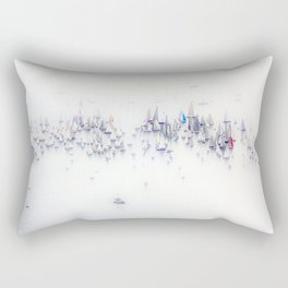 Sail dream Rectangular Pillow