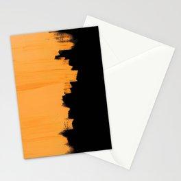 Orange impact Stationery Cards