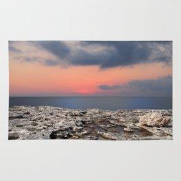 Evening Stone Sunset Rug