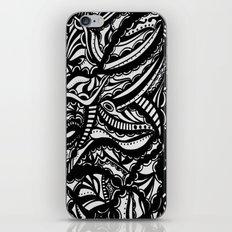 Black & White Lover  iPhone & iPod Skin