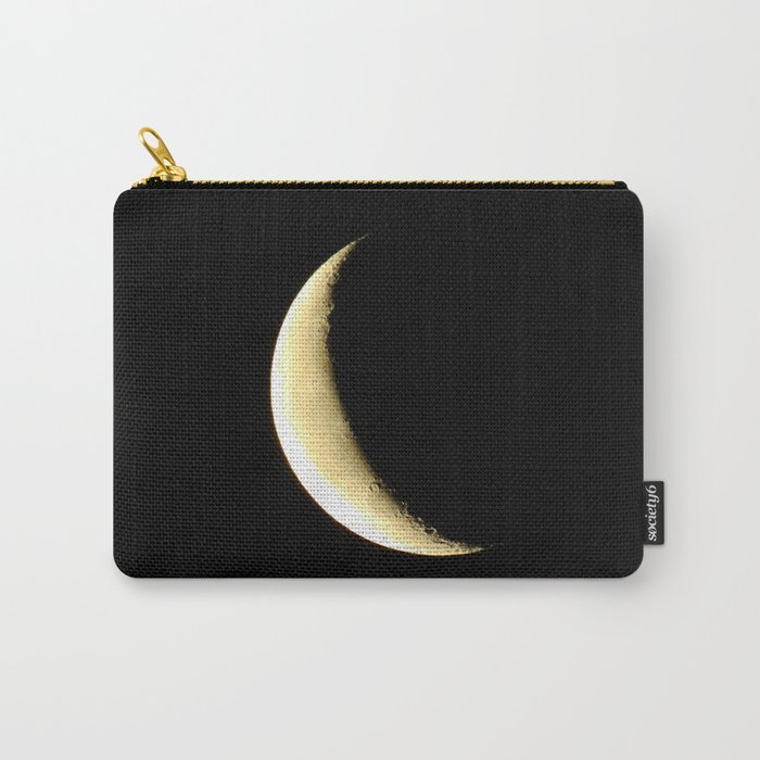 The Crescent Morning Carry-All Pouch