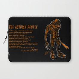 Autumn People 3 Laptop Sleeve