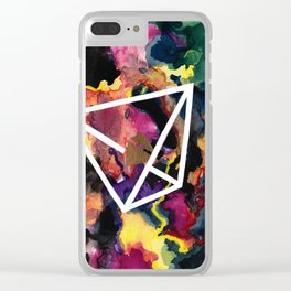 Fundamentals of Being: Dual 2 Clear iPhone Case