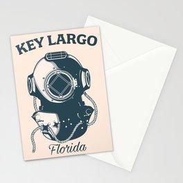 Key Largo Flordia Stationery Cards