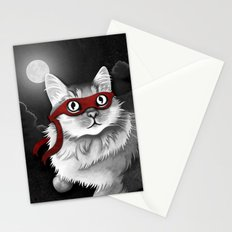 Mr. Meowgi Stationery Cards