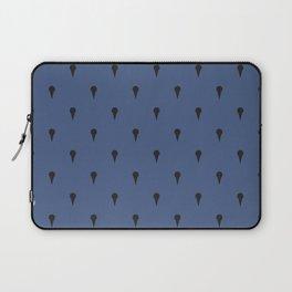 JoJo - Bruno Bucciarati Pattern [Blue Ver.] Laptop Sleeve