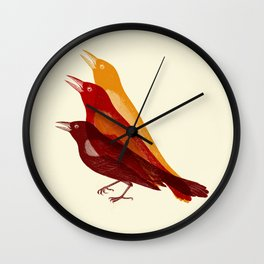 bad tweet Wall Clock