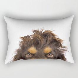 Cocker Spaniel #1 Rectangular Pillow