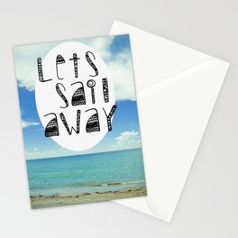 salt water Stationery Cards