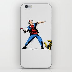 Gotta Catch em all  iPhone & iPod Skin
