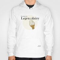 how i met your mother Hoodies featuring Legendairy - How I Met Your Mother by Tamsin Lucie