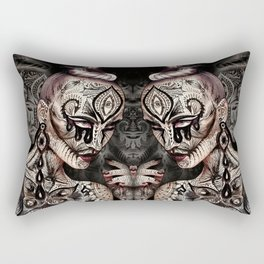 Butterfly Effect Rectangular Pillow