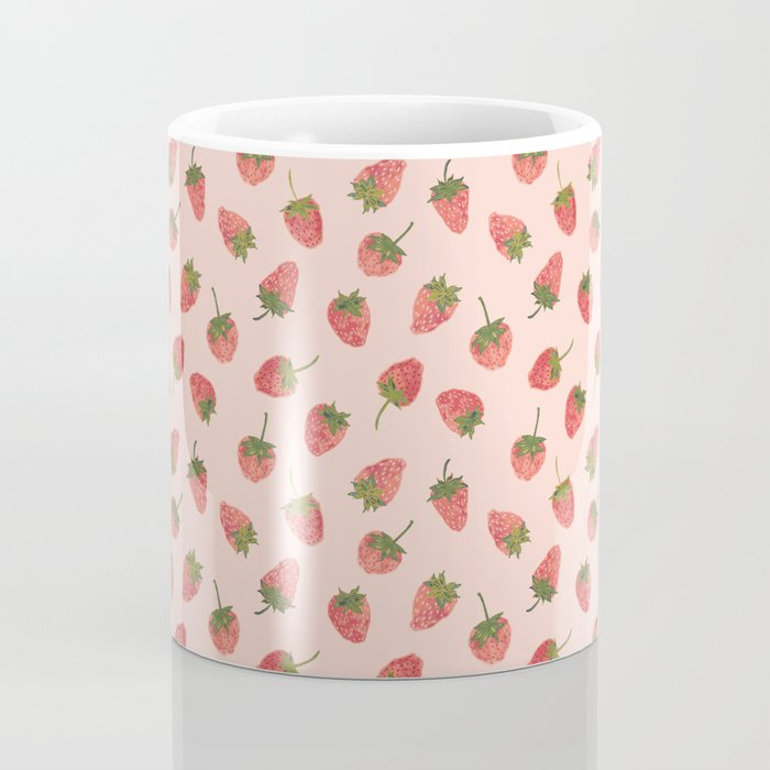 Sweet & Juicy Strawberries Coffee Mug