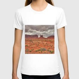 Monument-valley T-shirt