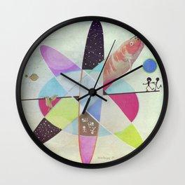 La vida misma Wall Clock