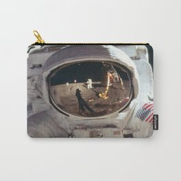 Moon Landing Carry-All Pouch