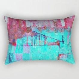 Los Colores de la Noche Rectangular Pillow