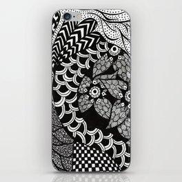 Henna iPhone Skin