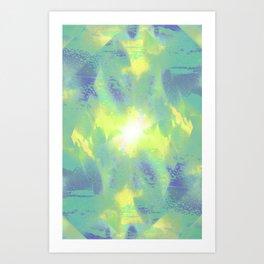 Incandescent Art Print