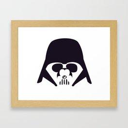Star War Framed Art Print