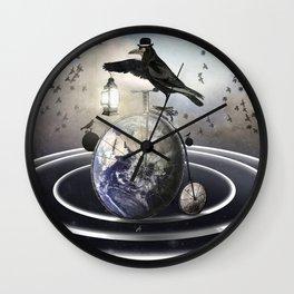 My Orbit Wall Clock