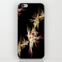 sparkles iPhone & iPod Skins featuring Sparkles by Sartoris ART