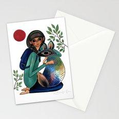 Dog Mom Stationery Cards