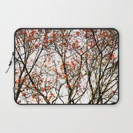 Red rowan fruits or ash berries Laptop Sleeve