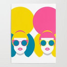 Glam Girls Poster