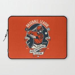 BASEBALL LEAGUE - Baseball World Championship Laptop Sleeve