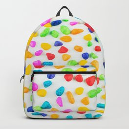 Rainbow rocks Backpack