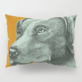 Critter Sketch Pillow Sham