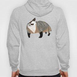 Western American Badger Hoody