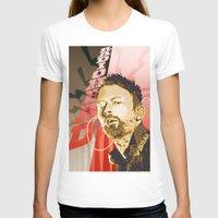 radiohead T-shirts featuring Radiohead by Ferdinand Bardamu