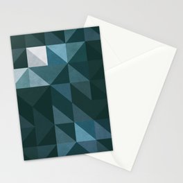 :: geometric maze XIII :: Stationery Cards