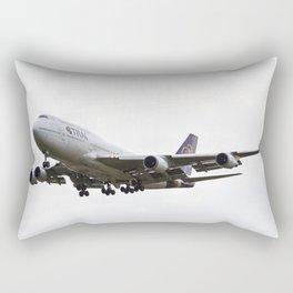 Thai Airways Boeing 747 Rectangular Pillow
