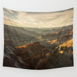 grand canyon photo Wall Tapestry