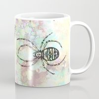bugs Mugs featuring Bugs! by Maria Enache
