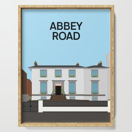 Abbey Road Studios Serving Tray
