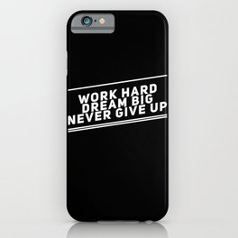 Do Something From You iPhone Case