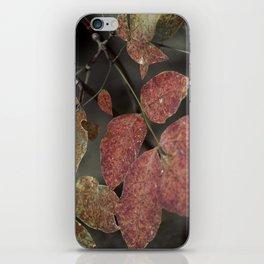 fall grime iPhone Skin