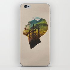 Out Of Mind iPhone & iPod Skin