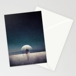 Silent wish... Stationery Cards