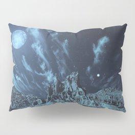 Blue Madness Pillow Sham