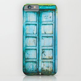 Doors of Rajasthan V iPhone Case