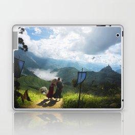 Exodus IV: Nowhere Else To Go Laptop & iPad Skin