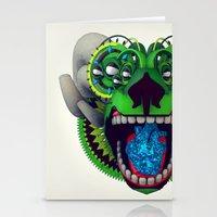 mythology Stationery Cards featuring Artificial Mythology by Diligence