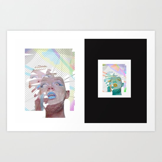Is. This. Me. Art Print