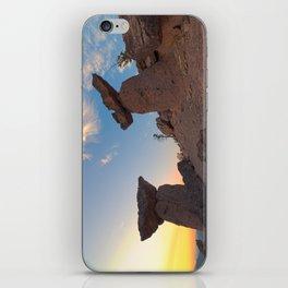 Balancing Rocks iPhone Skin