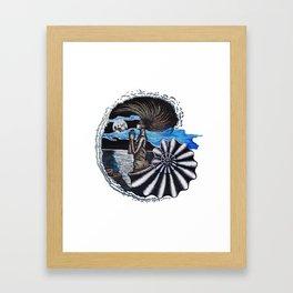SEA SPIRIT Framed Art Print